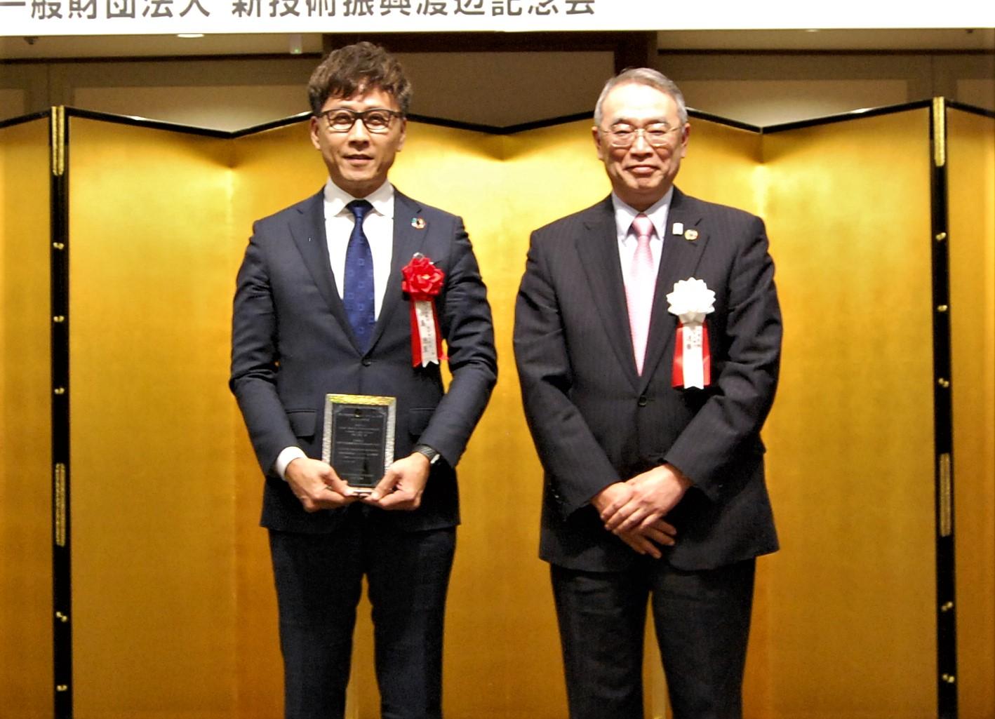 第8回技術経営・イノベーション大賞 選考委員特別賞