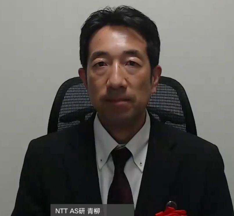 第9回技術経営・イノベーション大賞 選考委員特別賞(NTT-AT,NTT,NTTデータ)2